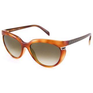 Italian Fendi Womens FS5257 Cat Eye Sunglasses   15405657