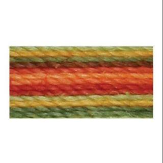 Coats Thread & Zippers Dual Duty XP General Purpose Thread, 125 Yard, Fall Leaves Multi Colored