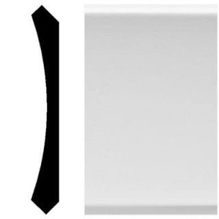 House of Fara 8841 3/4 in. x 5 1/4 in. x 96 in. MDF Crown Moulding 8841