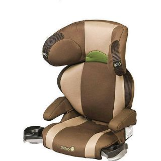 Safety 1st   Boost Air Protect Booster Car Seat, Olive Branch