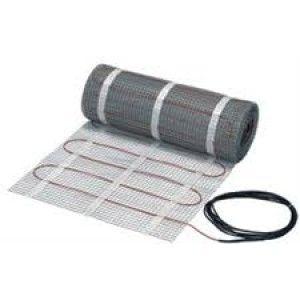 Danfoss 088L3182 2 x 50 Electric Floor Heating Mat (100 Sq.Ft.), 240V