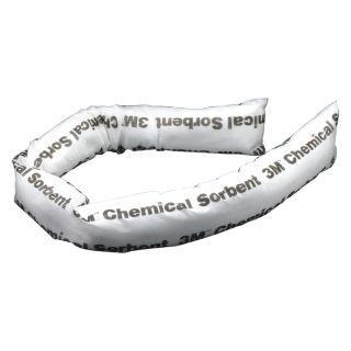 3M Absorbent Boom,Chemical,4 ft. L,PK12   39CD52|P 200   Grainger