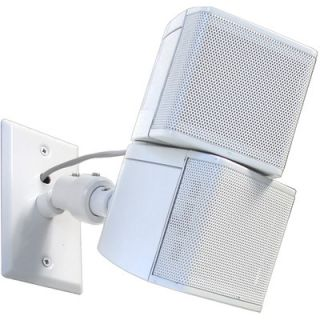 Universal Speaker Wall Ceiling Mount with Electrical Box Installation