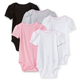 Baby Girls Short Sleeve Bodysuit   Multicolor  Circo™