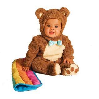 Oatmeal Bear Infant Halloween Costume