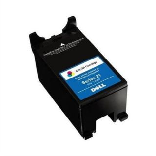 Genuine Dell Y499D (Series 21) Color OEM Ink Cartridge
