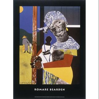 Come Sunday Poster Print by Romare Bearden (22 x 30)