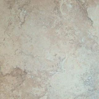 MS International Luxor Beige 18 in. x 18 in. Glazed Porcelain Floor and Wall Tile (15.75 sq. ft. / case) NLUXBEI1818