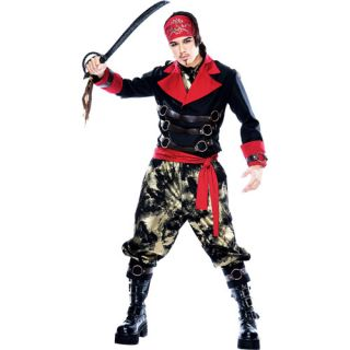 Apocalypse Pirate Adult Halloween Costume