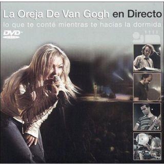 En Directo: Lo Que Conte Mientras Te Hacias La Dormida (CD/DVD)