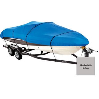 225 max. length Imperial Pro Walk Around Cuddy Cabin Outboard Boat Cover