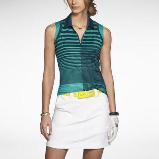 Nike Graphic Sleeveless Womens Golf Polo.