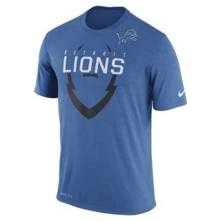 Nike Icon (NFL Lions) Mens T Shirt