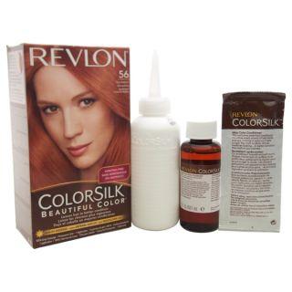 Revlon Colorsilk Beautiful Color #56 True Auburn   17162153