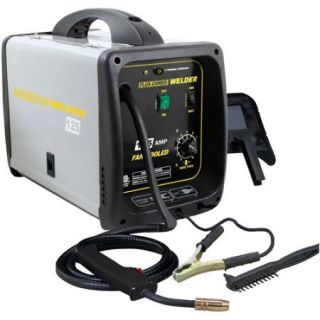 Pro Series 125 Amp Fluxcore Welder Kit