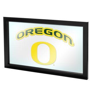 University of Oregon Framed Mirror by Trademark Global