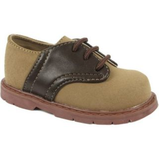 Natural Steps Boy's Toddler Saddle Shoe