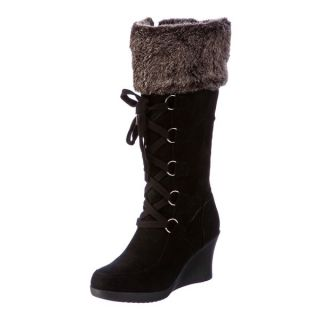 Rampage Womens Qute Wedge Boots   13925836   Shopping