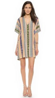 Just Cavalli Multi Stripe Dress