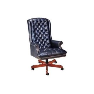 High Back Executive Swivel Chair (755 Green Fabric)