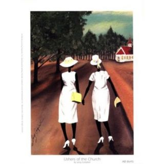 Ushers Of The Church Poster Print by Leroy Campbell (6 x 8)