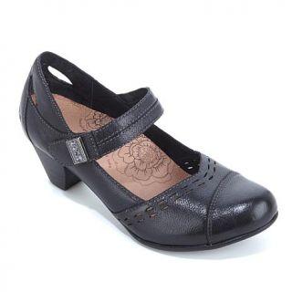 Taos Footwear Stunner Leather Mary Jane Pump   8167815
