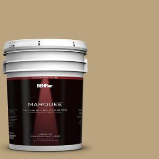 BEHR MARQUEE 5 gal. #T13 4 Golden Age Flat Exterior Paint 445405