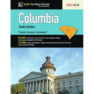 Columbia Atlas by Universal Map