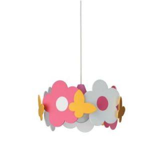 Thomas Lighting Kidsplace Daisy 1 Light Multi Color Pendant 401785548