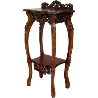 Queen Mary Multi Tiered Plant Stand by Oriental Furniture