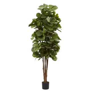 Nearly Natural 5346 6 Fiddle Leaf Fig Tree
