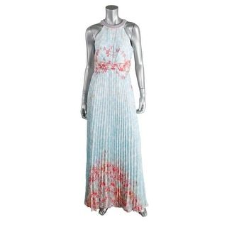 Betsy & Adam Womens Lace Embellished Evening Dress   19824738