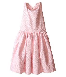 Kate Spade New York Kids Billie Bow Dress Big Kids Abstract Speckle, Kate Spade New