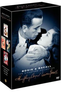 Bogie & Bacall: The Signature Collection (DVD)   Shopping