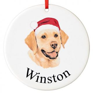 Personal Creations Personalized Dog Lover's Holiday Ornament   7646254