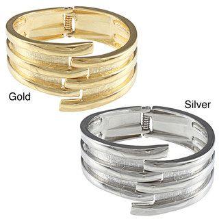 La Preciosa Hinged Bangle Bracelet