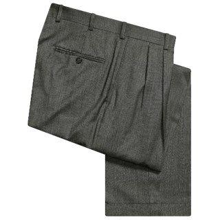 Berle Sharkskin Dress Pants (For Men) 1612H 71