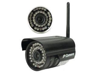 Sricam Ap003 Metal Gun Type Waterproof Outdoor Bullet Ip Camera  Black